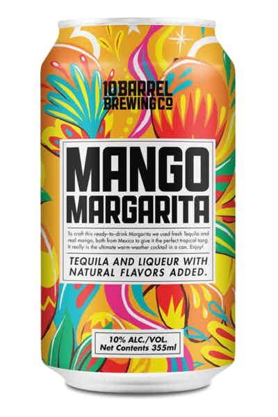 10 Barrel Brewing Co. Mango Margarita