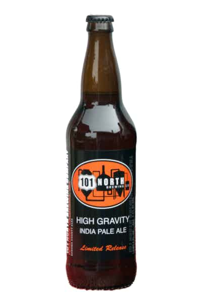 101 North HIgh Gravity Double IPA