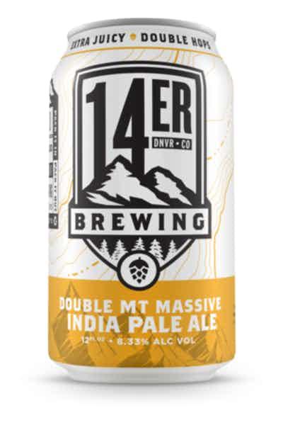 14er Brewing Double Mt Massive IPA