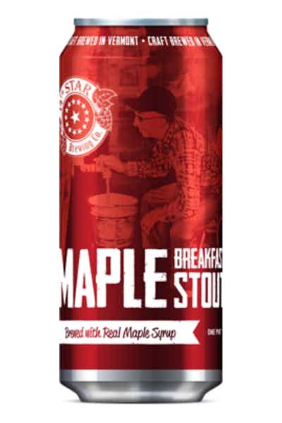 14th Star Maple Breakfast Stout