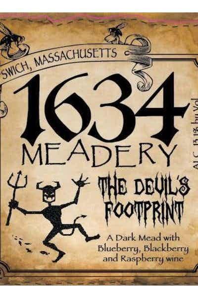 1634 Meadery Devil's Footprint