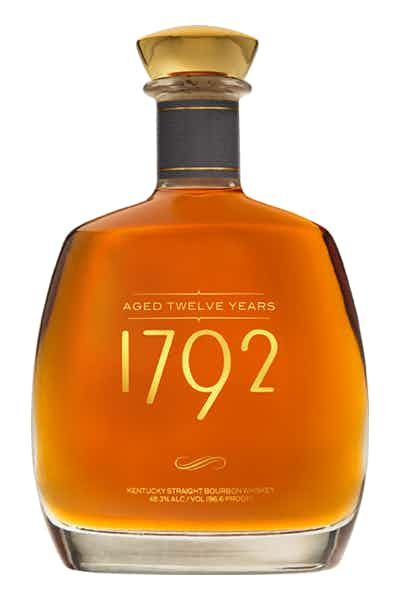 1792 Aged 12 Years Bourbon Whiskey