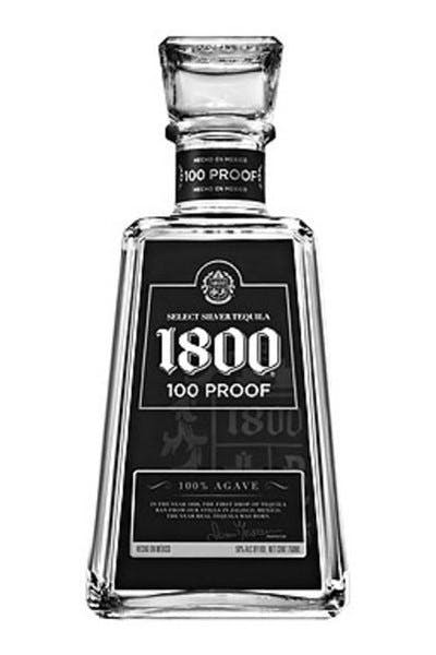 1800 Select Silver 100 Proof