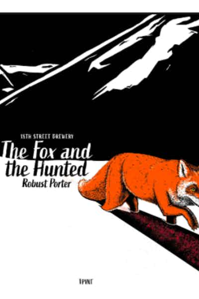 18th St Fox And The Hunted Robust Porter