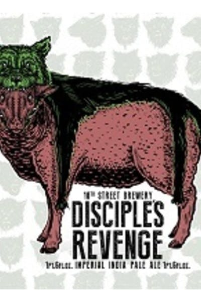 18th Street Disciples Revenge Double IPA