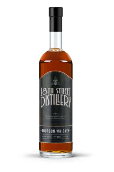 18th Street Distillery Bourbon