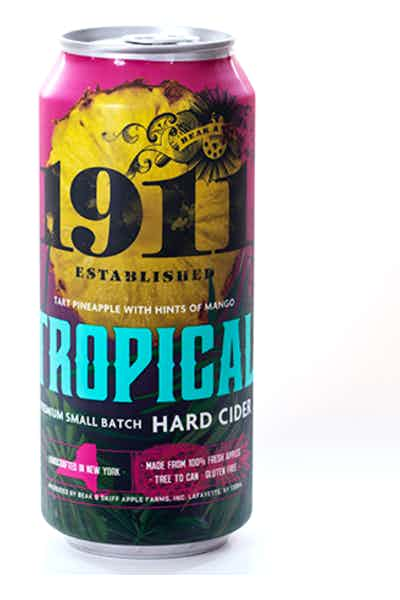 1911 Tropical Cider