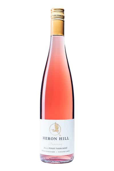 Heron Hill Pinot Noir Rosé