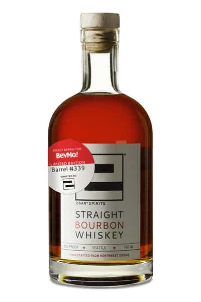2bar Bourbon - Bevmo! Private Collection