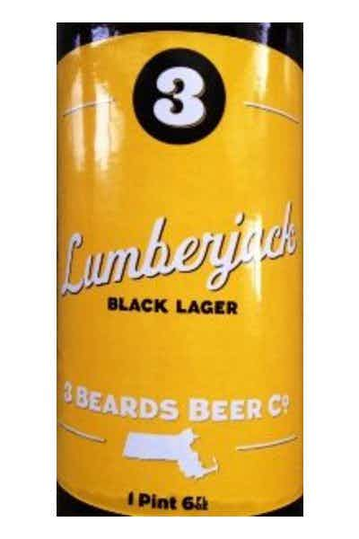 3 Beards Lumberjack