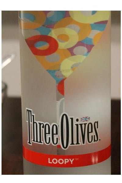 Three Olives Cola