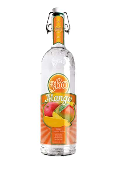360 Vodka Mango