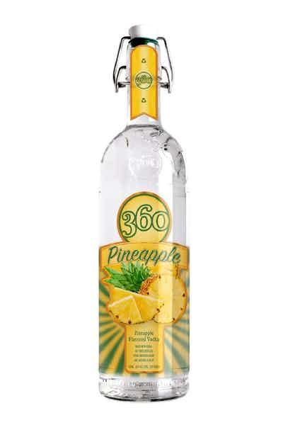 360 Vodka Pineapple