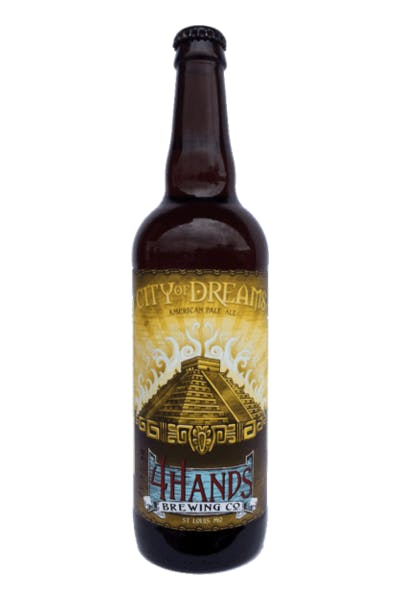 4 Hands City of Dreams Pale Ale