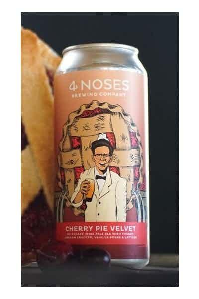 4 Noses Cherry Pie Velvet
