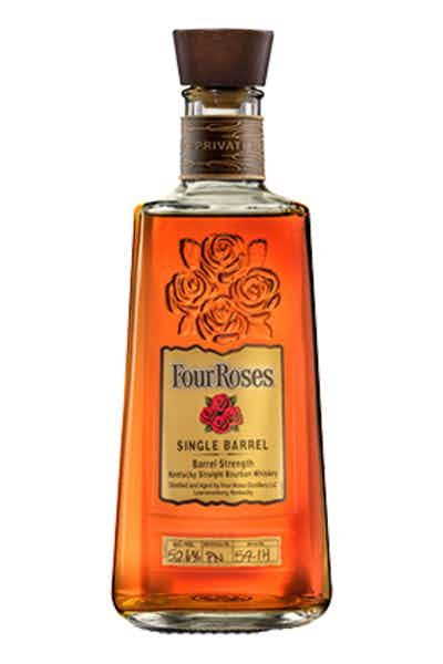 Four Roses Private Barrel Selection, Barrel Strength, OESF