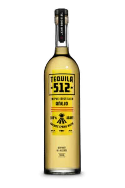 512 Tequila Anejo