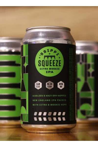 56 Brewing 'ssippi Squeeze