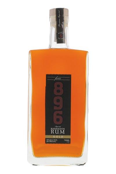 896 5yr Rum