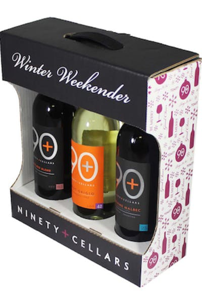 90+ Cellars Winter Weekender Pack
