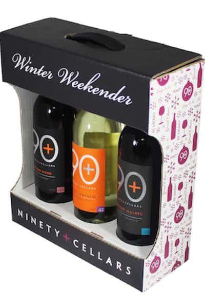90+ Cellars Winter Weekender Pack