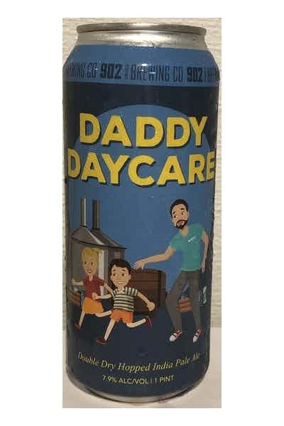 902 Brewing Co. Daddy Daycare NEIPA