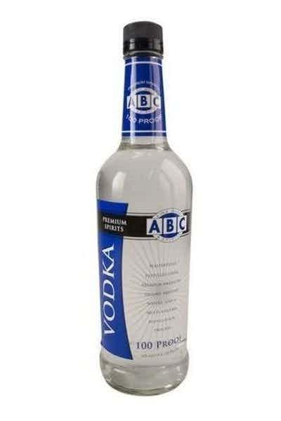 ABC 100 Proof Vodka