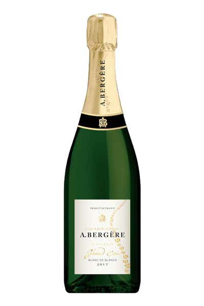 A.Bergere Blanc De Blancs Champagne