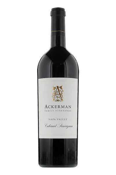 Ackerman Family Vineyards Cabernet Sauvignon Napa Valley 2009