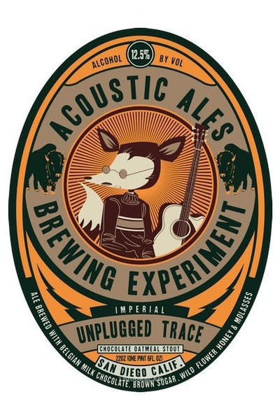 Acoustic Ales Unplugged Trace