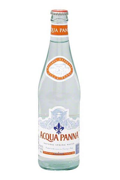 Acqua Panna Spring Water Glass 15 1