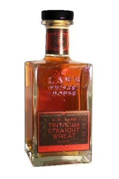 A.D. Laws Triticum Straight Wheat Whiskey