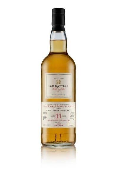 A.D. Rattray Croftengea Single Malt Scotch Whiskey 12 Year