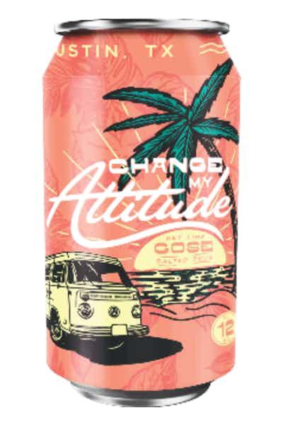 Adelbert's Change My Attitude Key Lime Gose