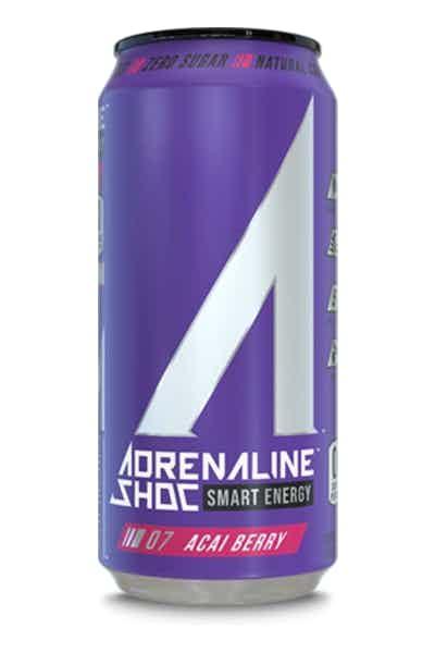 Adrenaline Shoc Acai Berry
