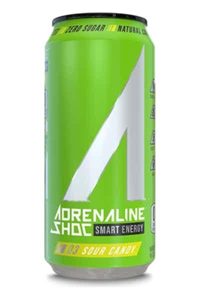 Adrenaline Shoc Sour Candy