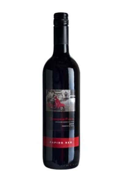 Adria Vini Sangiovese Puglia Rapido Red