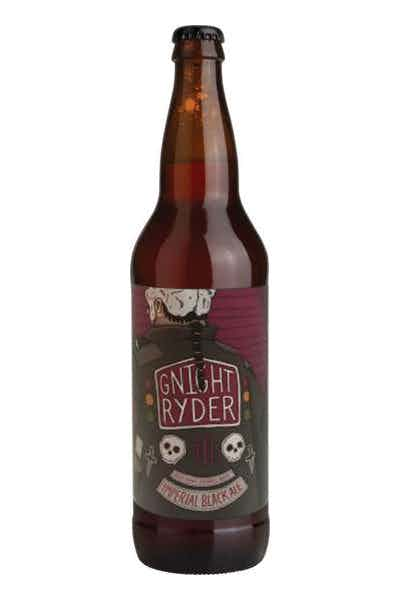 Against The Grain GNight Ryder Imperial Black Ale