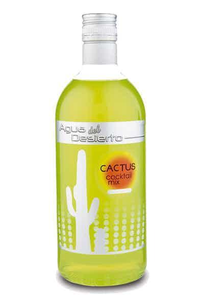 Agua Del Desierto Cactus Cocktail
