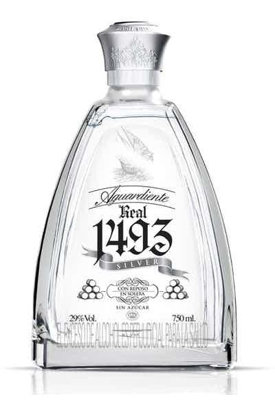 Aguardiente Real 1493