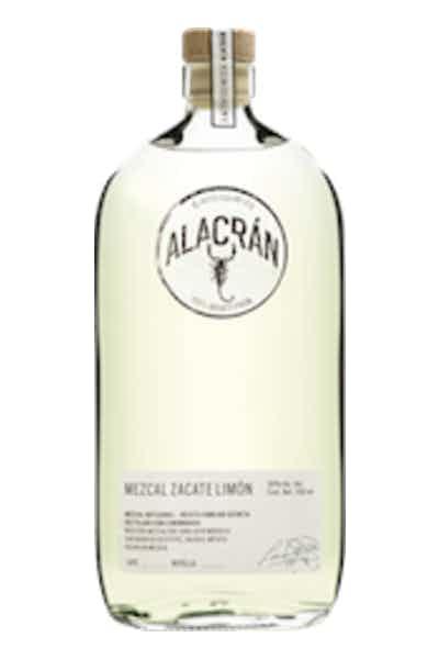 Alacran Zacate Limon Mezcal