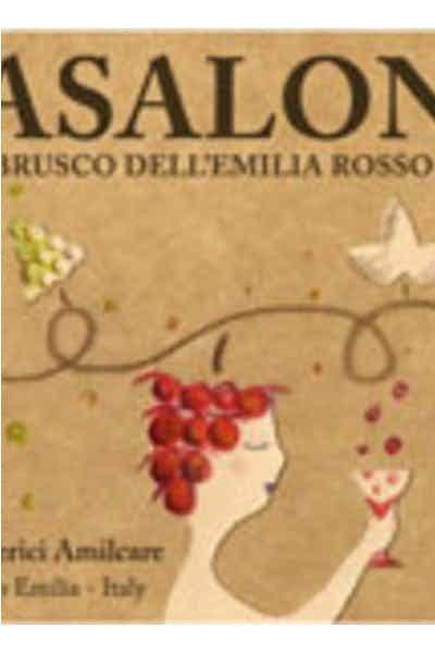Alberici Lambrusco Dell Emilia Rosso Casalone