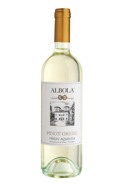 Albola Pinot Grigio 2014
