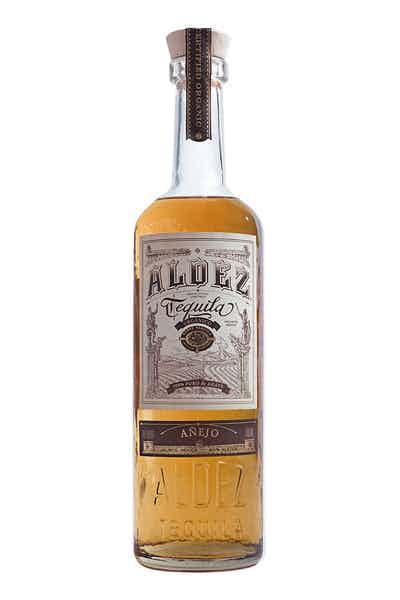 Aldez Organic Tequila - Añejo