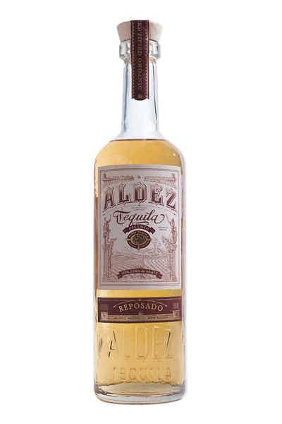 Aldez Organic Tequila - Reposado