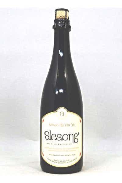 Alesong Saison Du Vin 2016