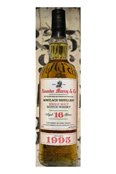 Alexander Murray & Co. Mortlach Distillery 16 Year Single Malt Scotch Whiskey