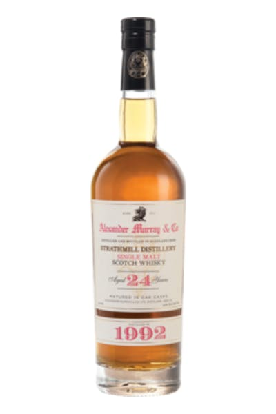 Alexander Murray Strathmill 24 Year