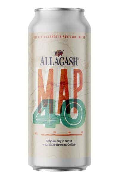 Allagash Map 40