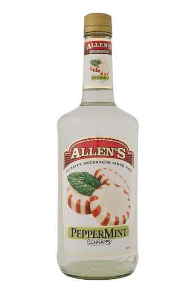 Allen's Gold Peppermint